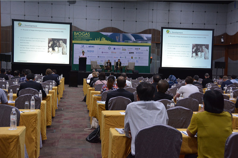BIOGAS ASIA PACIFIC FORUM 2018